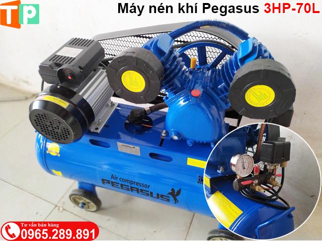Máy nén khí Pegasus sửa chữa xe máy